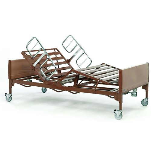 IVC Bariatric Bed Package with BAR600IVC, BARMATT42, BAR6640IVC
