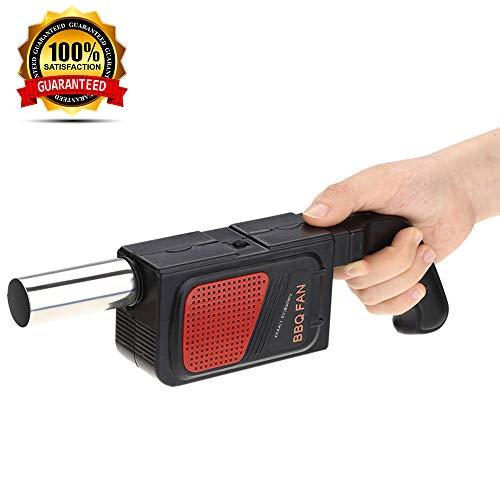 DUST REMOVAL BBQ Fan Luftgebläse Handheld Elektro Bentilator Faltenbalg für Barbecue Outdoor Camping Picknick Grill Kochwerkzeug