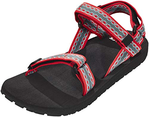 Source Damen Classic Sandale, Oriental Pink, 36