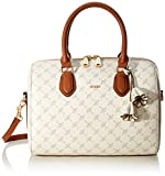 Joop! Damen Cortina Aurora Handbag Shz Henkeltasche, Weiß (Offwhite), 18x21x30 cm