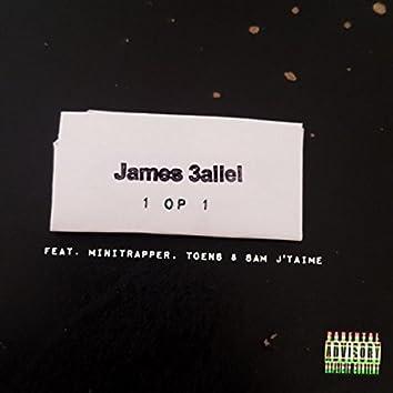 1 Op 1 (feat. Minitrapper, Toens & Sam J'taime)