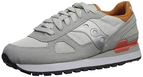 Saucony Shadow Original Sneakers Grigio Scarpe Donna 1108-716 38
