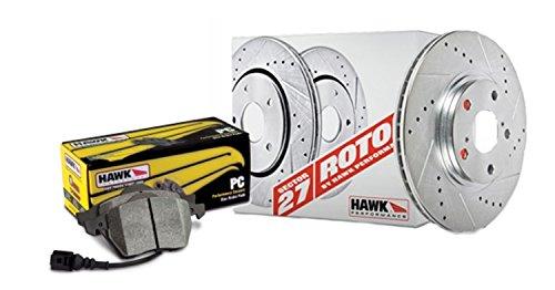 Hawk Performance HK4051.485Z Brake Kit
