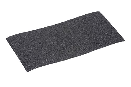 Meister slijplaag - korrel 16-500 x 240 mm - vervangingsvloer voor gasbeton-schuurplank/grove poriën schuurlaag/schuurpad / 4152800