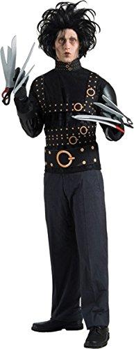 Morris Costumes Men's Edward Scissorhands Costume, 44 Black