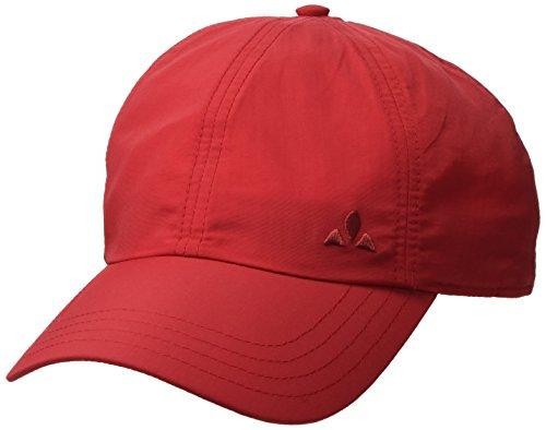 VAUDE Kappe Supplex Cap, indian red, one size, 011226140000