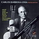 Carlos Barbosa-Lima: Impressions