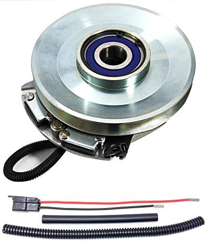 Xtreme Outdoor Power Equipment Bundle - 2 Items: PTO Electric Blade Clutch, Wire Harness Repair Kit. X0451 Replaces Dixie Chopper 500056 Fatboy PTO Clutch - w/Wire Harness Repair Kit