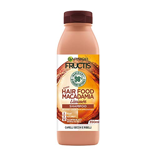 Hair Food - Macadamia Smoothing Shampoo 350 ml