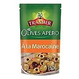 qualité supérieure – ce mélange est composé d'olives dénoyautées vertes de variété manzanilla et de petites olives entières noires coquillos, récoltées en espagne. spécial apéro – avec ses nombreuses saveurs orientales, ce mélange d'olives vertes et ...