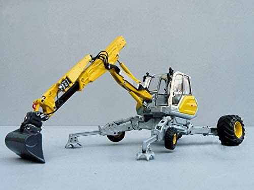 price for ROS Menzi Muck A91 4X4 Our shop most popular 1 Model DIECAST 50 Excavator Climbing