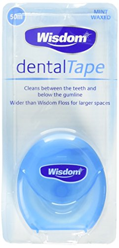 Sabiduría Dental cinta, 50m, 5unidades)