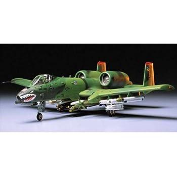 タミヤ 1/48 傑作機シリーズ No.28 アメリカ空軍 フェアチャイルド リパブリック A-10A サンダーボルトII プラモデル 61028