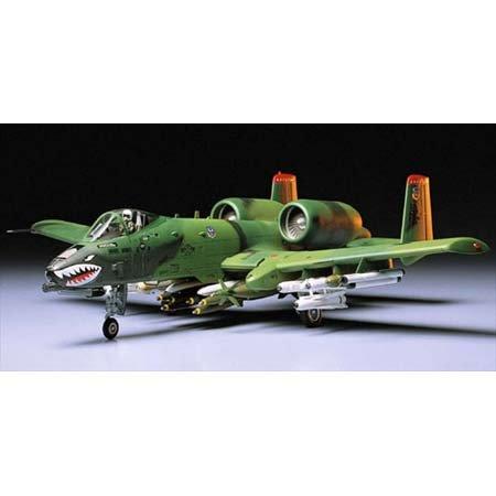 タミヤ 1/48 傑作機シリーズ No.28 アメリカ空軍 フェアチャイルド リパブリック A-10A サンダーボルトII ...