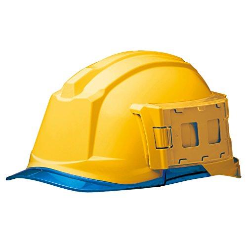 ミドリ安全 ヘルメット 一般作業用 電気作業用 IDケース付 SC-19PCL-ID RA3 αライナー付 イエロー ブルー