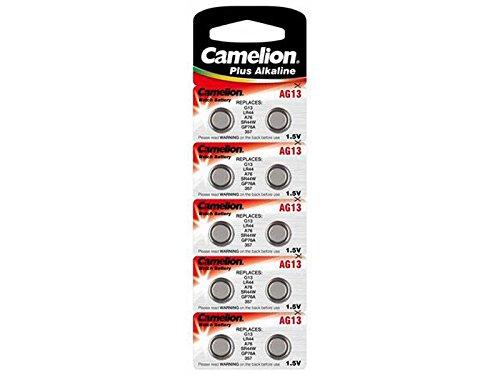 Camelion, 2Pack mit je 10Batterien Alkaline AG13