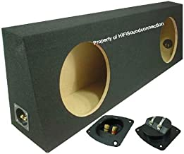 Best 8 sealed subwoofer box Reviews