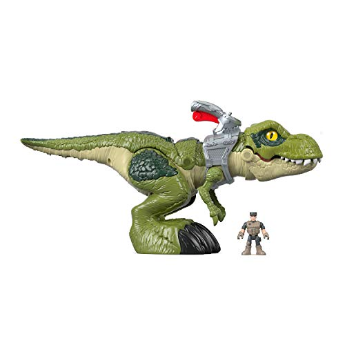 Fisher-Price Imaginext Jurassic World Mega Mouth T.rex, Multicolor (GBN14)