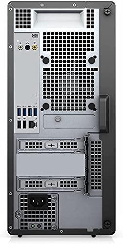 2021 Newest Dell G5 Gaming Desktop PC Without GPU, Intel 10th Quad-Core i3-10100(Up to 4.3GHz), 8GB DDR4 RAM, 1TB HDD, NO Video Output W/O GPU, WiFi, Bluetooth 500W PSU, Win 10+Gift Mp (Renewed)