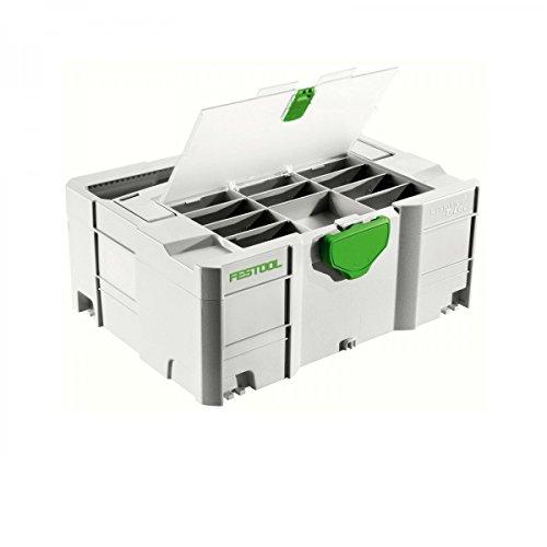 Festool Deckelfach Systainer DF 2 T-Loc 497852