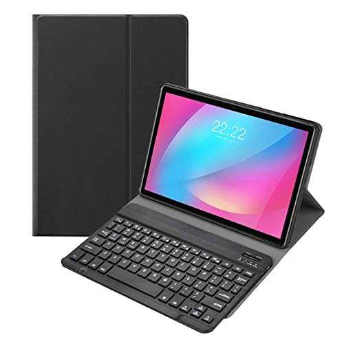 LORIEL Tableta Infantil De 10 Pulgadas - Tableta De Aprendizaje, Bluetooth WiFi Dual Card / 13 Millones De Cámaras Smart Focus / 8 Millones De Cámaras De Belleza Tablet, para Adultos/Niños,64G