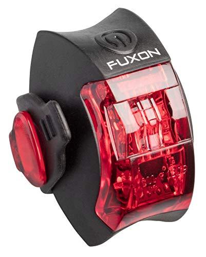 Fuxon Silicone II Rücklicht 1 LED StVZO LiPo Akku spritzwassergeschützt