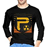 Photo de Periphery Music Band Men's Round Neck Long Sleeve T Shirt Graphic Tee Shirt Top DIY Tshirts