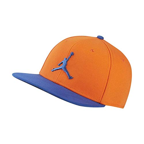 Nike Gorra Jordan Pro Jumpman Naranja/Azul AR2118-820