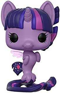 Funko POP MLP: My Little Pony Movie - Twilight Sparkle Sea Pony (Styles May Vary) Collectible Vinyl Figure