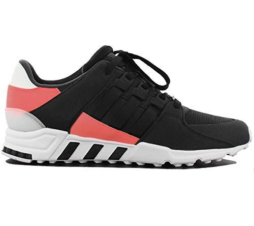 adidas Originals Herren EQT Support RF Sneakers Schuhe -Schwarz-Weiss