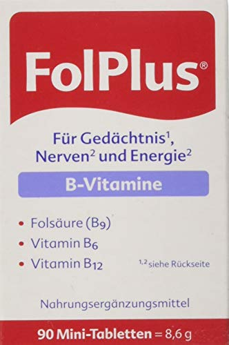 FolPlus Mini-Tabletten, 90 St