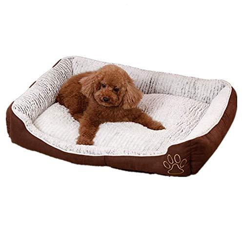 Feestelijke hond Pet Puppy Kat Bedden Slaapbank Bed Kussen Manden Puppy Mand Kussen Bed Kussens voor Kleine Medium Honden Katten Huisdieren Puppies Dieren Wasbaar