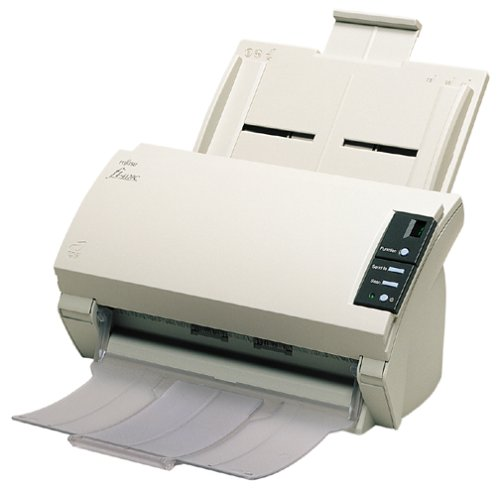 Purchase Fujitsu ScanPartner FI-4120C Color Duplex Scanner