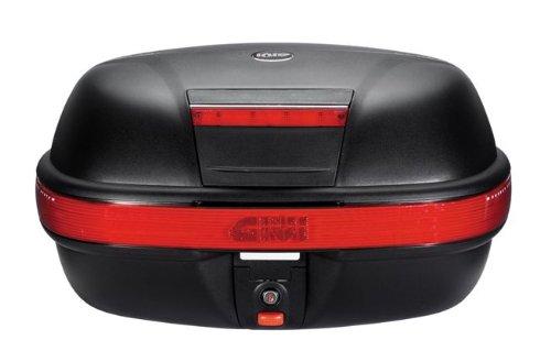 Givi E460N Deluxe Monokey Koffer, Schwarz Matt