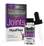Cat Joint Supplement, Hyalogic Liquid Hyaluronic Acid Cat Supplements– 30-60 Day Supply, 1oz HA, Cartilage Supplement, Hip & Joint Supplement - Cat Health Supplies, W/ No Fuss Dropper