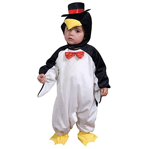 Dress Up America Disfraz de pequeño pingüino Lindo
