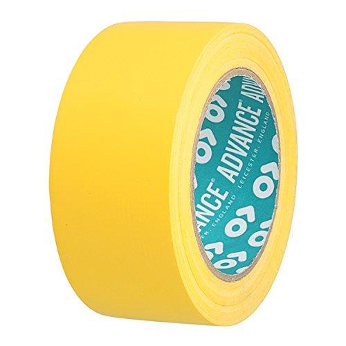 1 Rolle SPADA AT 8 Bodenmarkierungsklebeband gelb 50 mm x 33 m