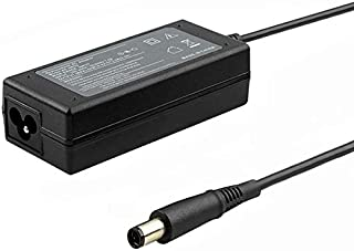 Network peripheral supplies Mini Replacement AC Adapter 19.5V 2.31A 45W for Dell Notebook, Output Tips: 4.5mm x 2.7mm (Black)