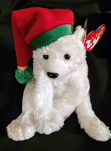 TY Beanie Baby - SNOWDRIFT the Polar Bear