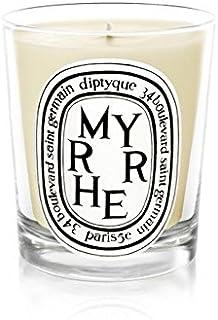 DiptyqueキャンドルMyrrhe /ミルラの190グラム - Diptyque Candle Myrrhe / Myrrh 190g (Diptyque) [並行輸入品]
