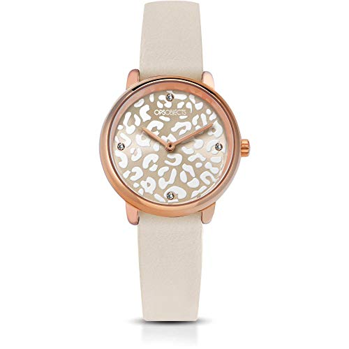 orologio solo tempo donna Ops Objects Bold Animalier trendy cod. OPSPW-631