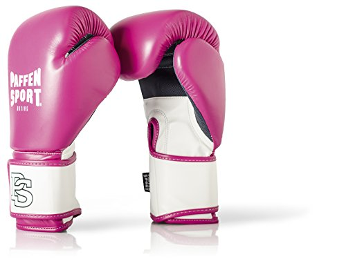 Paffen Sport FIT Boxhandschuhe für das Training; pink; 16UZ