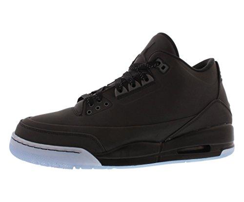 Nike Herren Air Jordan 5Lab3 Hallenschuhe, Schwarz, transparent, 40.5 EU