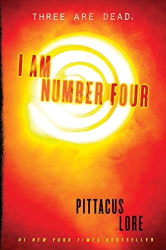 I Am Number Four (Lorien Legacies Book 1) (English Edition)
