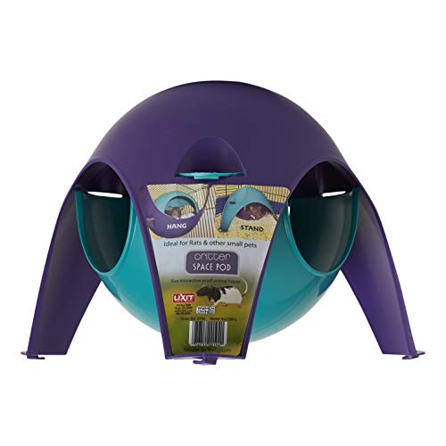 Lixit Critter Space Pod, Animales pequeños, Grandes
