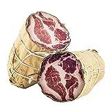 Capocollo Toscano del Buttero 500gr | Gusto in Tasca | Salumi Gourmet