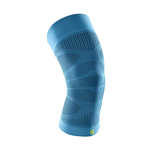BAUERFEIND Kniebandage Sports Compression Knee Support, Rivera, M