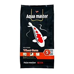 aqua master winter koi food