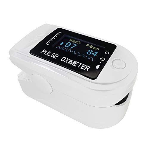 CONTEC パルスオキシメーター CMS50D (ホワイト)