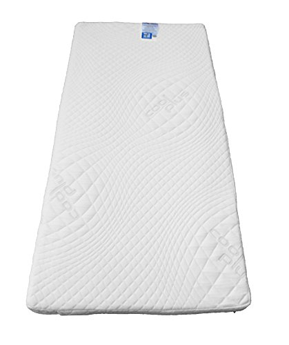 Katy Coolplus Pocket Sprung Anti Allergy Cot Bed or Junior Bed Mattress 140 x 70 x 10cm Thick. Will Fit Mamas & Papas Cot Beds 400 Size As Well As Other Makes : British Made